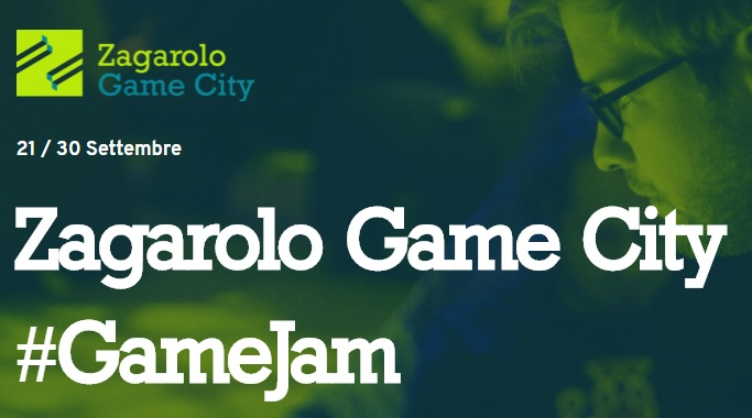 Al via la GameJam -Zagarolo Game City